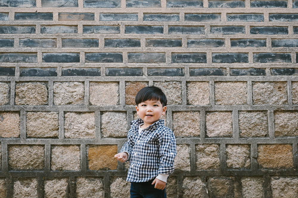 Seoul, Korea Family Photographer
