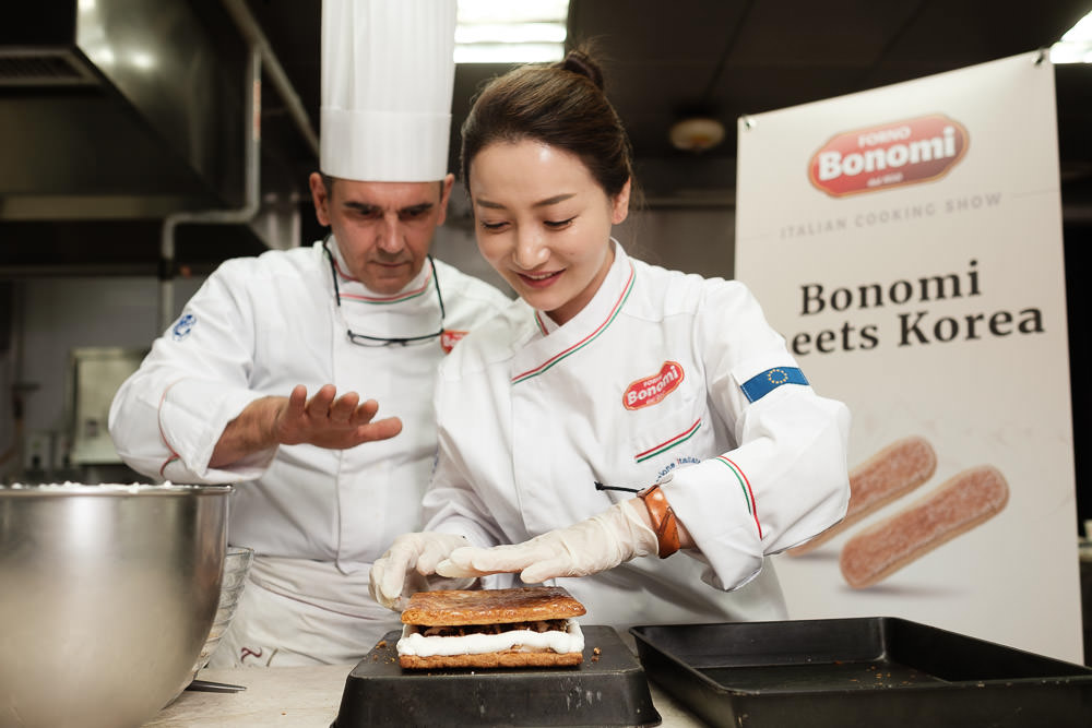 Forno Bonomi in Seoul - Event Photography