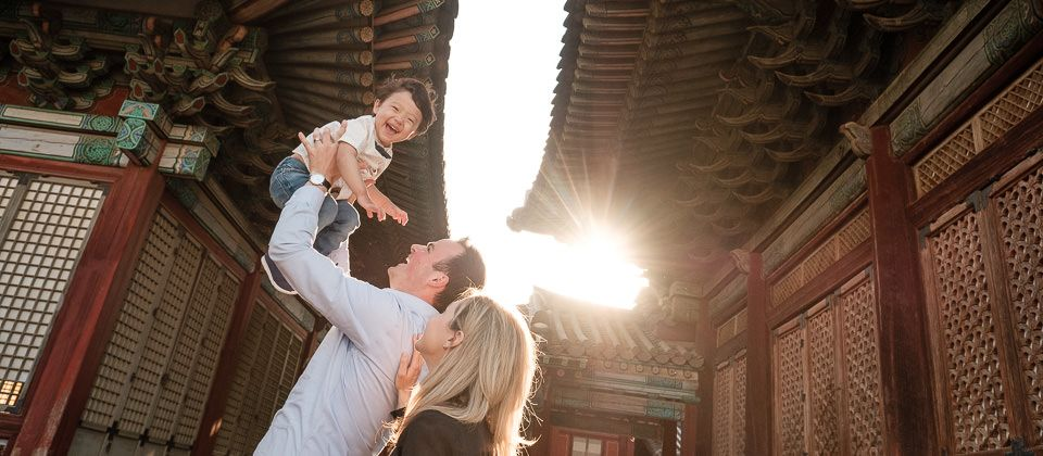 Seoul Family Photographer Korea