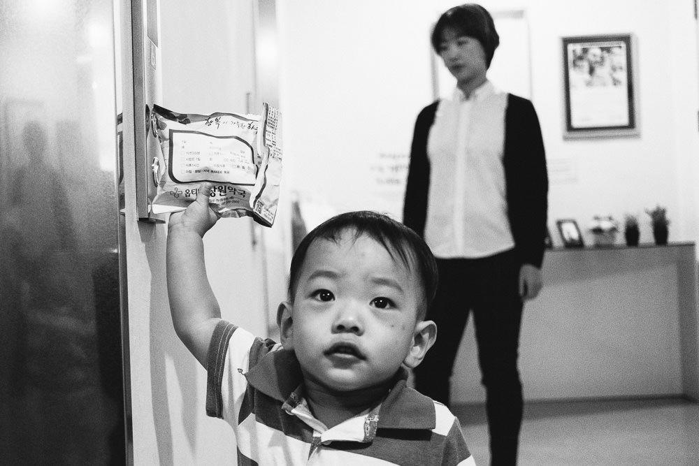Family Photography   Seoul Korea