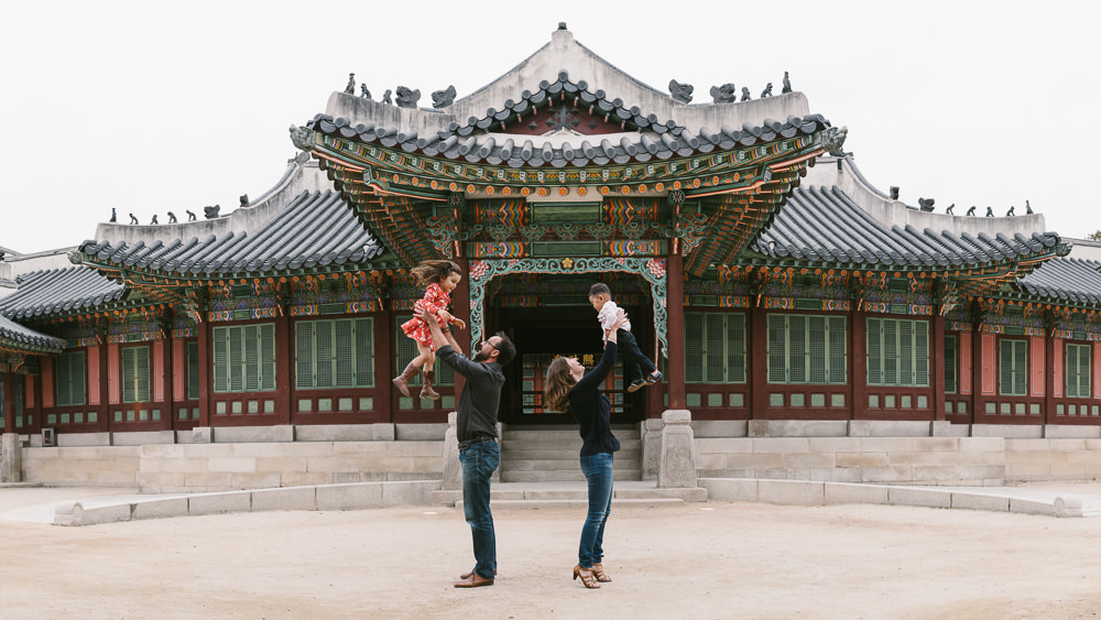 Family Photographer Seoul Korea