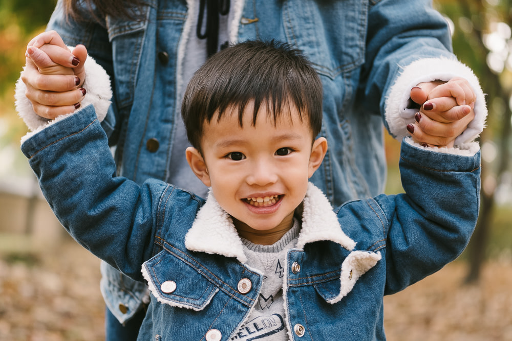 Family Photography in Seoul