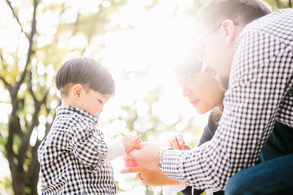 Sarracino Family Photography - Seoul, Korea
