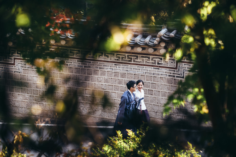 Wedding Photographer in Seoul - Haram and Phuong 전통혼례 스냅