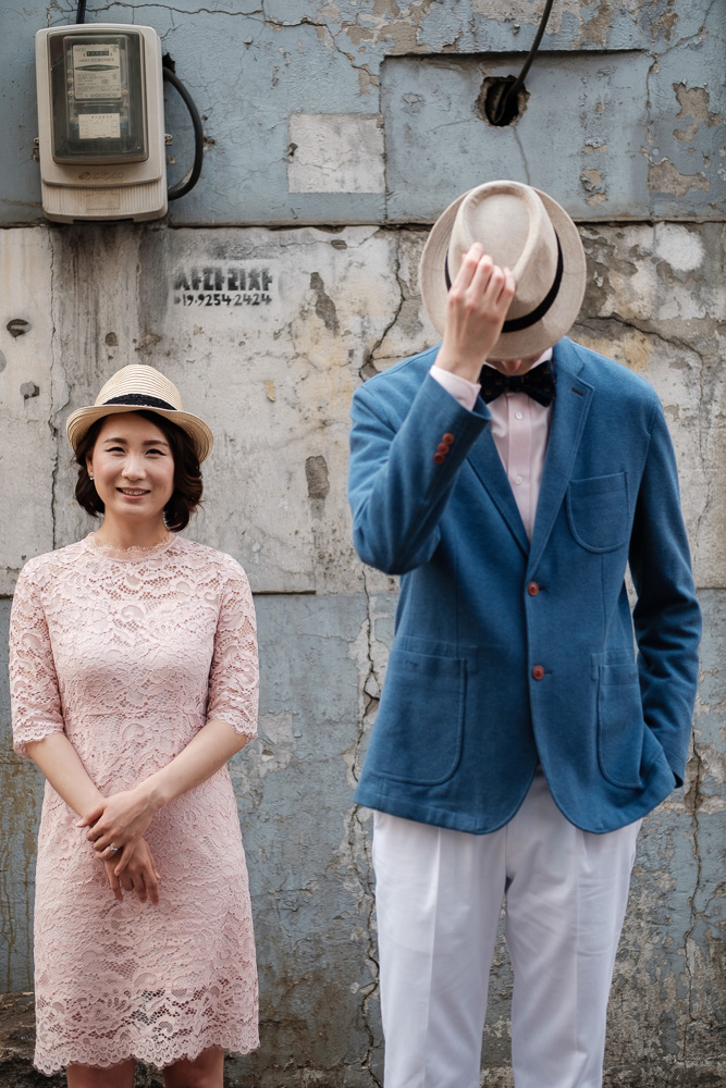 Pre-Wedding Photographer in Seoul