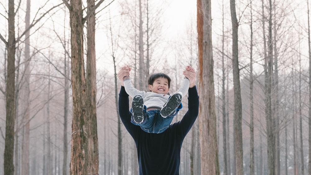 Family Photography Korea