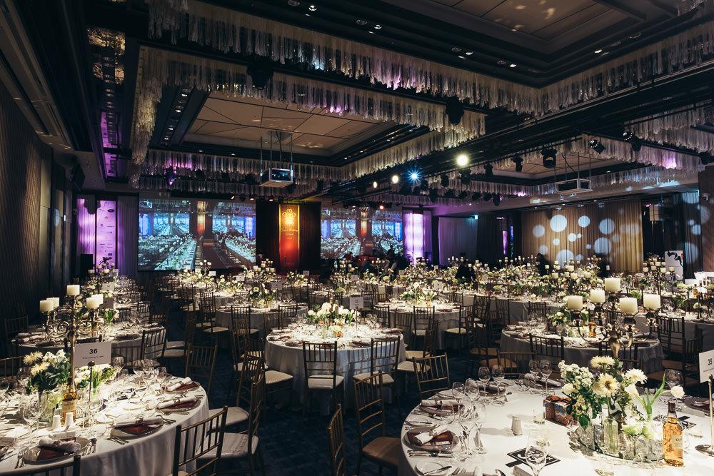 Seoul Event Photography - BCCK Queen's Birthday Ball 2018 Four Seasons Hotel Ballroom