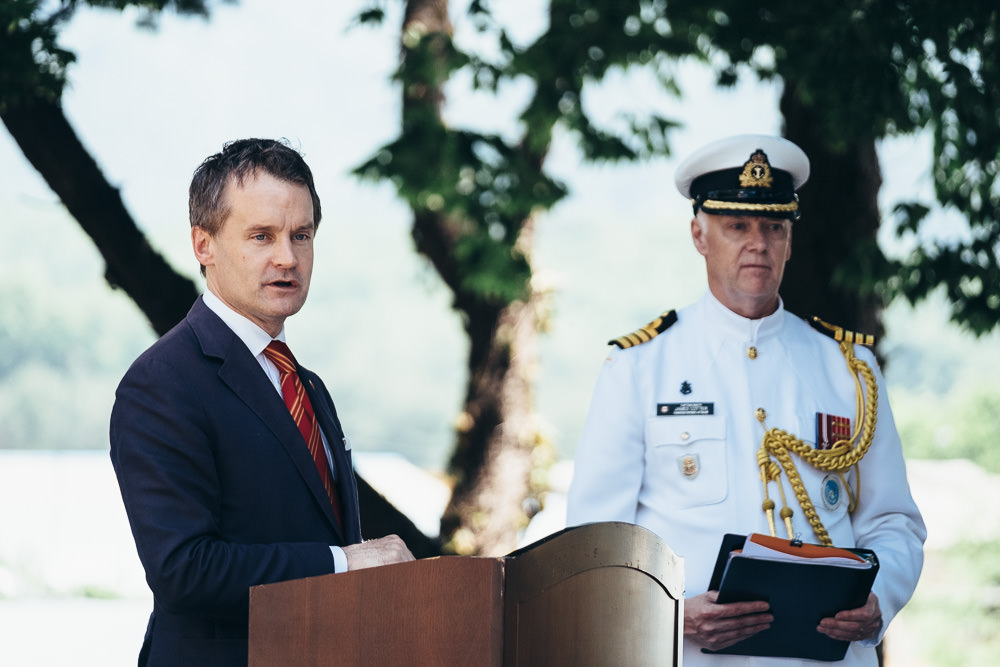 Event Photographer Korea - Ministerial Address