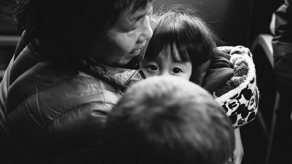 Adoption Photography in Seoul - Sebens Family