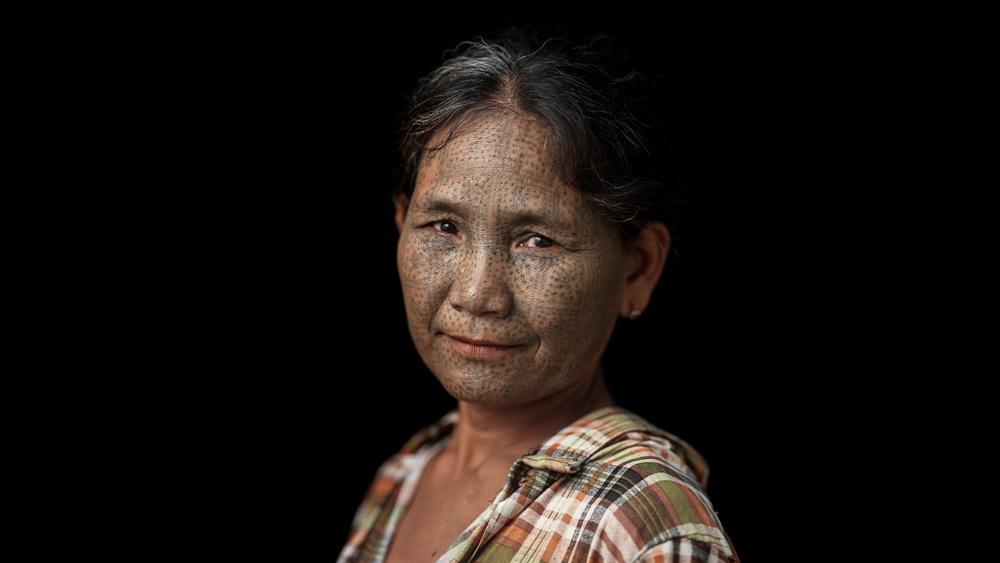 Facial Tattoo - Vet Myanmar