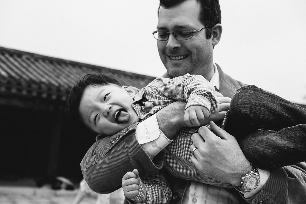 Family Photographer in Seoul - Redeau
