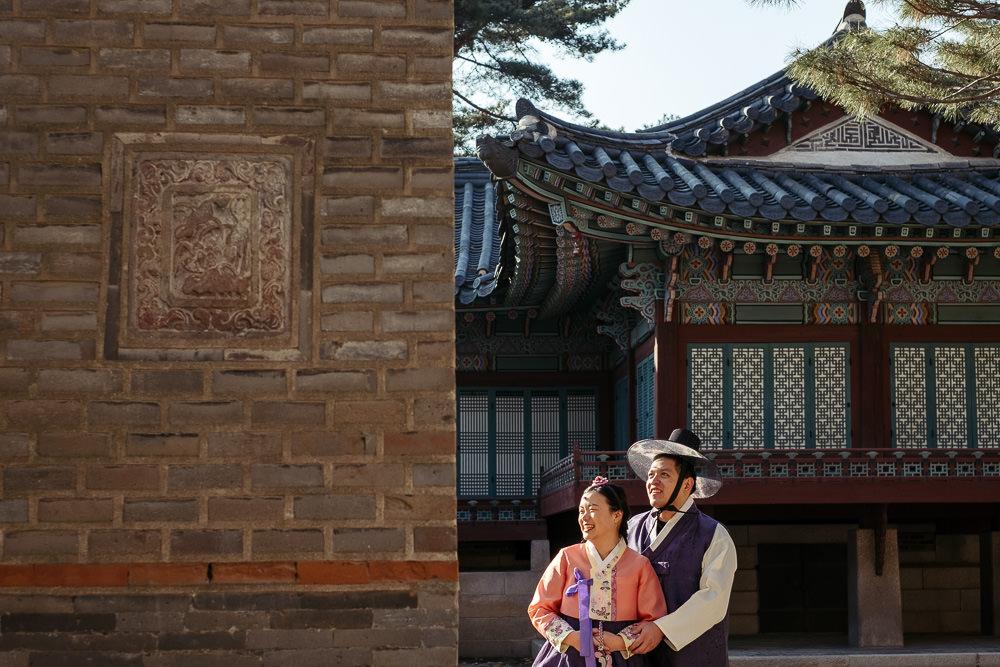 Pre-wedding Photographer in Seoul - Karina and Matt