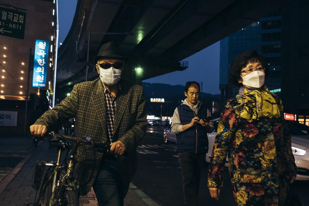 Seoul Air Pollution, South Korea