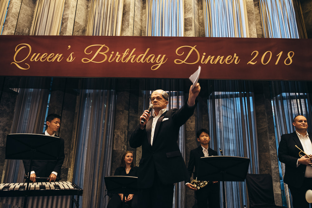 Seoul Event Photographer - BCCK Queen's Birthday Dinner
