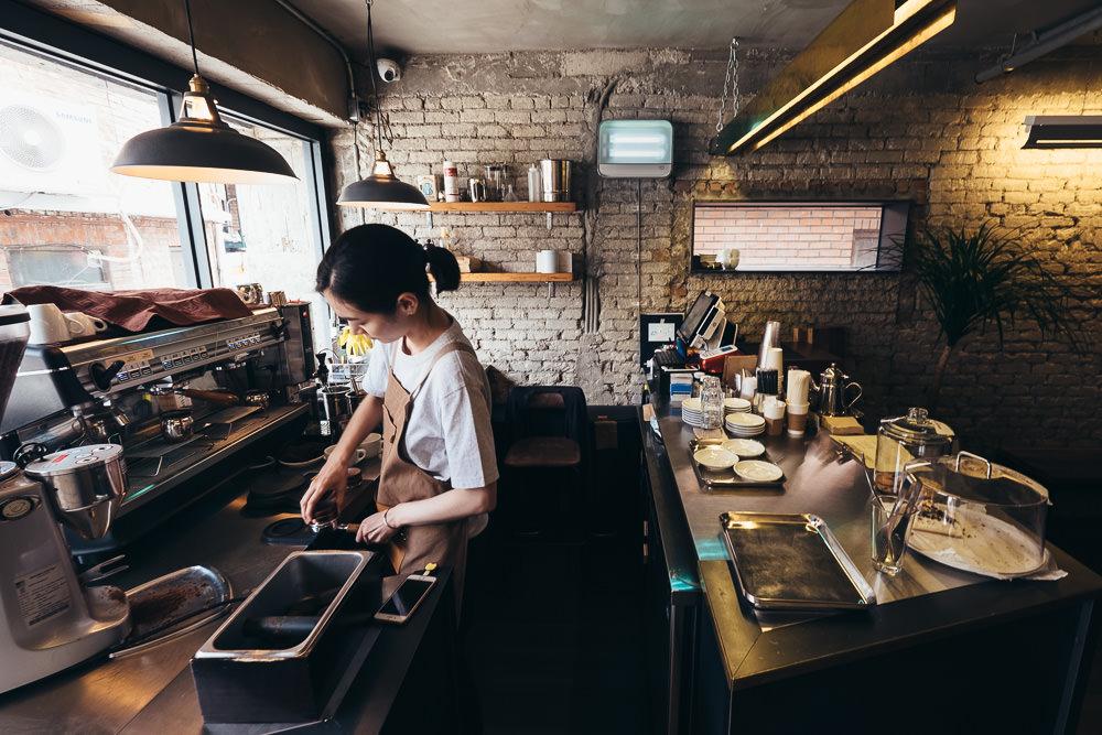 Cafe Theo Oksu - Editorial Photographer in Seoul