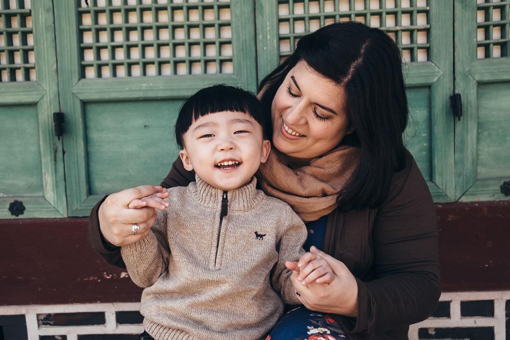 Family Photography in Seoul - Hudec Family