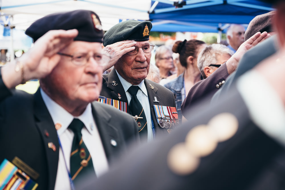 Veterans Affairs Canada Revisit Korea - Seoul Event Photographer